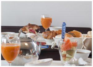 De Vitshaag ontbijt